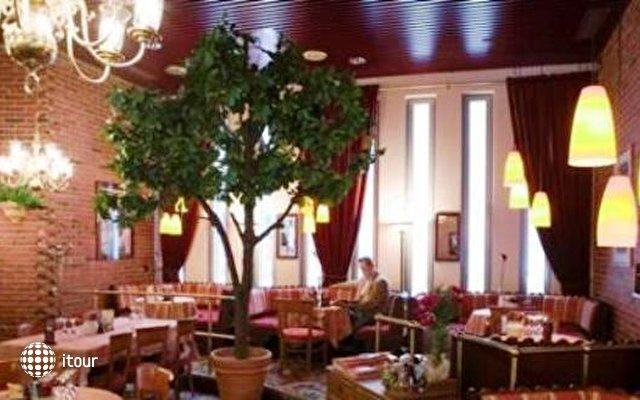 Cumulus Hotel Hameenpuisto 10