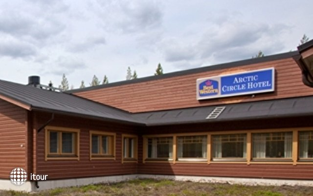 Best Western Arctic Circle Hotel 1