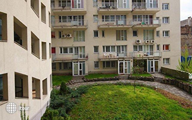 Akacfa Holiday Apartments 3