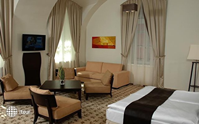 Buda Castle Fashion Hotel 5