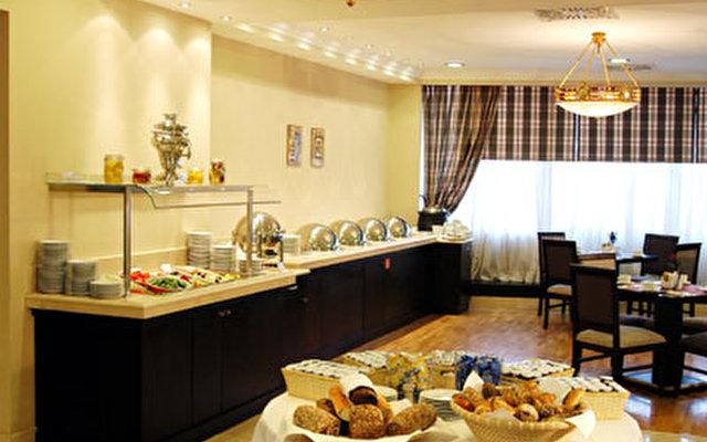 Leonardo Hotel Budapesht (ex.ramada Budapest) 2