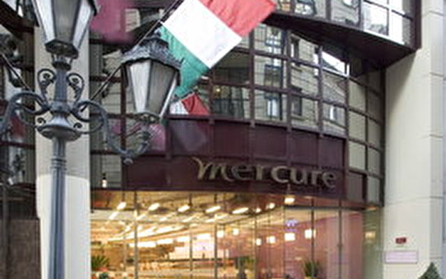 Mercure Budapest City Center (ex Hotel Taverna) 1