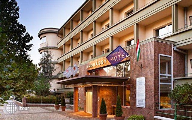 Andrassy Hotel Budapest 1