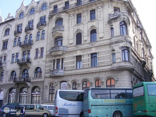 City Hotel Matyas 2