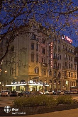 City Hotel Matyas 3