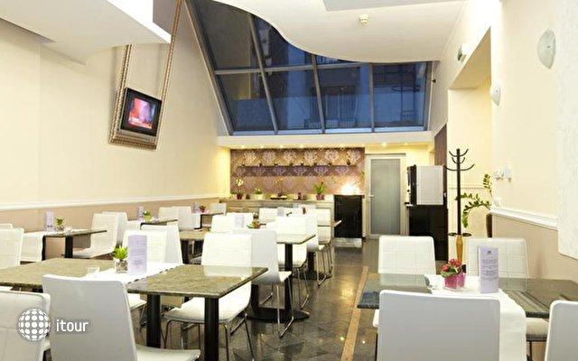 Best Western Plus Hotel Ambra 4