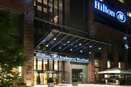 Hilton Budapest Westend 4