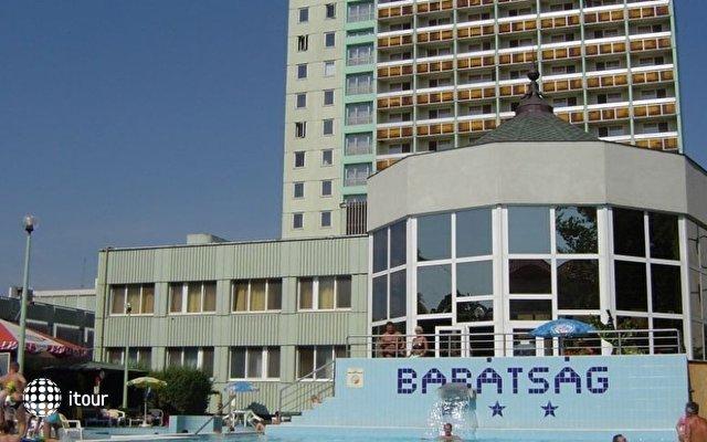 Gyogy-es Wellness Hotel Baratsag 4