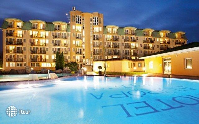 Hotel Europa Fit 3