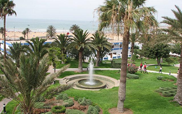 Almoggar Garden Beach 2