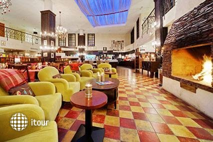 Sokos Hotel Olympia Garden 2