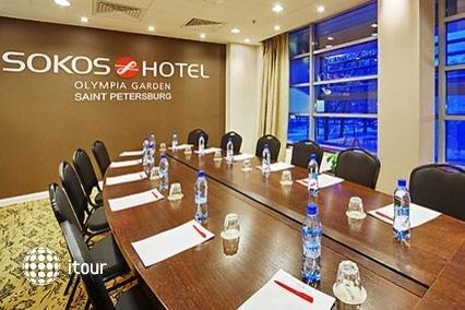 Sokos Hotel Olympia Garden 3