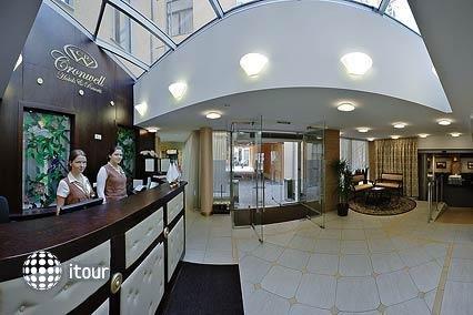 Cronwell Inn стремянная 2