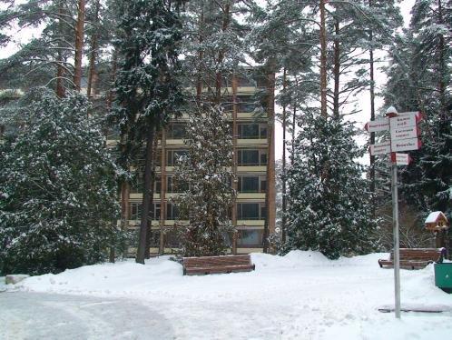 Solnechnaya Polyana 1