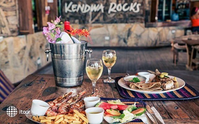 Kendwa Rocks Bungalows 2