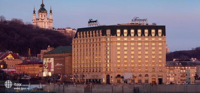 Fairmont Grand Hotel Kyiv 1