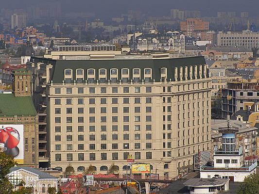Fairmont Grand Hotel Kyiv 9
