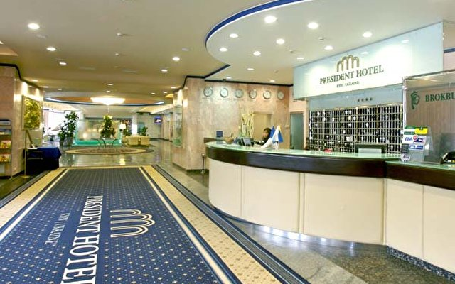 President Hotel  2