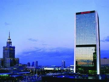 Marriott Warsaw Hotel 1