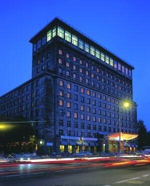 Grand Hotel Warszawa  1