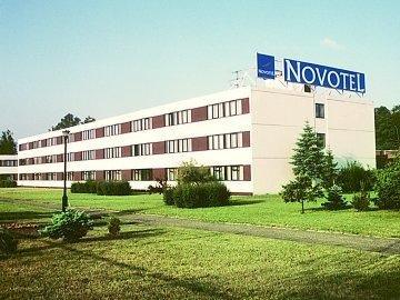 Novotel Poznan Malta 1