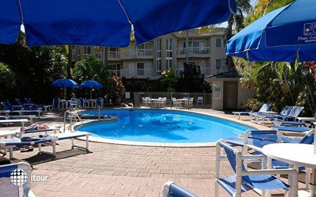 Comfort Inn & Suites Mari Court 1