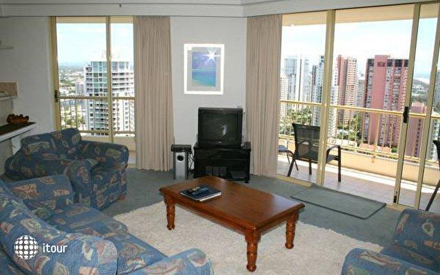 Contessa Holiday Apartments  4