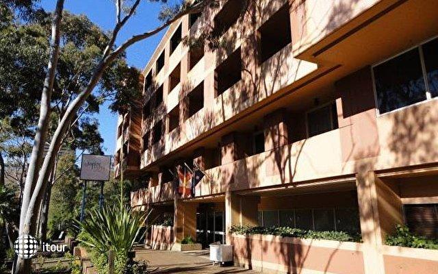 Aspire Hotel Sydney (formerly Aspen Hotel) 1