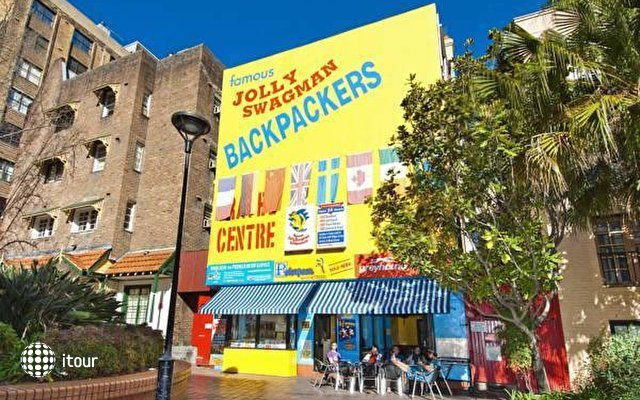 Jolly Swagman Backpackers Hostel Sydney 1