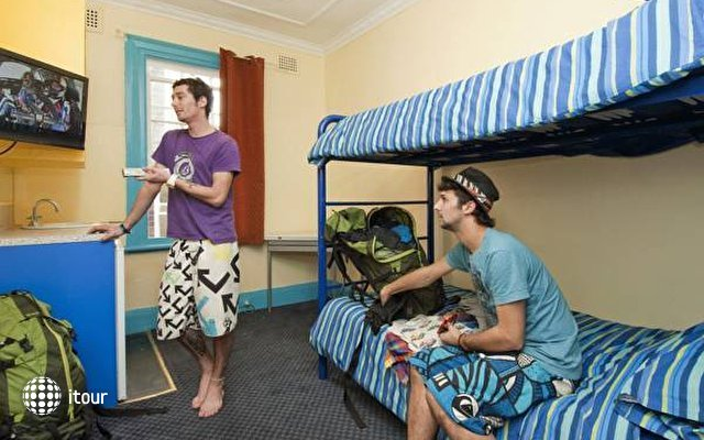 Jolly Swagman Backpackers Hostel Sydney 6