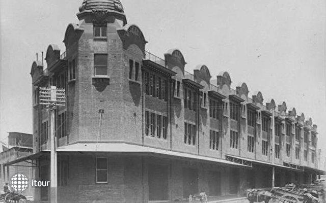 Aarons Hotel Sydney 10