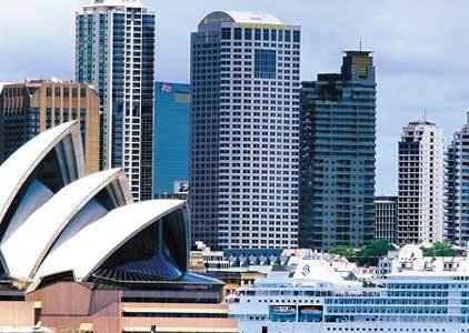 Ana Harbour Grand Hotel Sydney 1