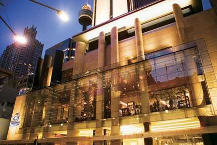 Hilton Sydney 3