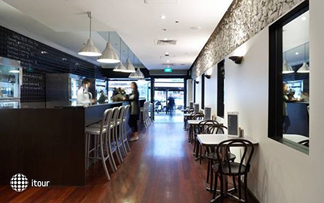 The Swanston Hotel Melbourne 4