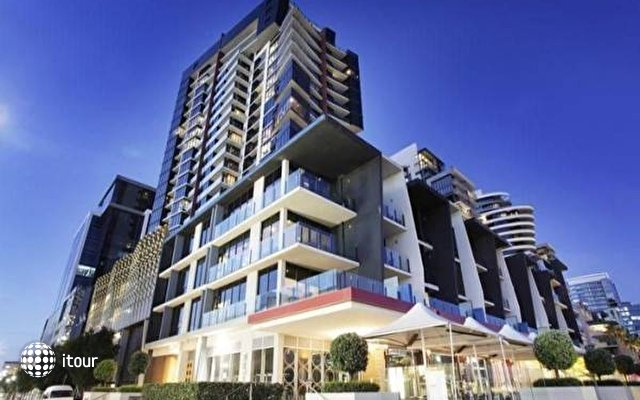 Accommodation Star Docklands Apartments  4