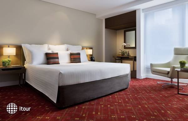 Marriott Melbourne Hotel  8