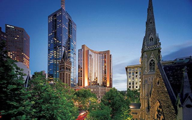 Grand Hyatt Melbourne 1