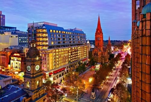 The Westin Melbourne 5