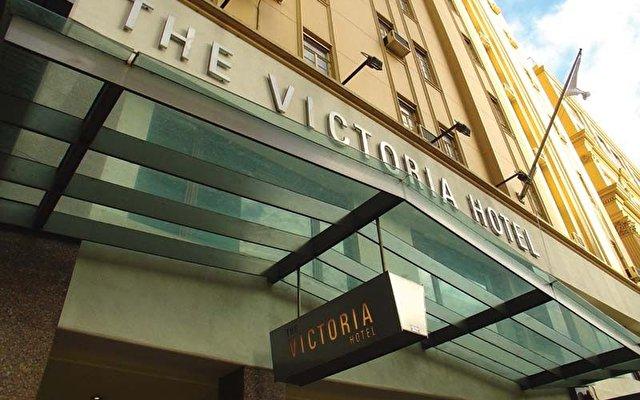 Victoria Hotel Melbourne 1