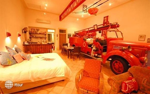 Fire Station Inn  3