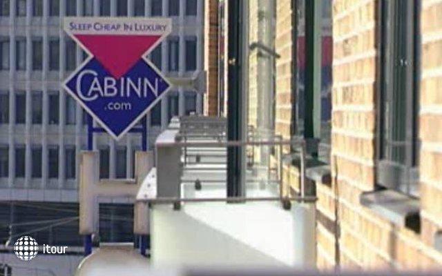 Cabinn City Hotel  4