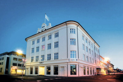 Radisson Sas 1919 Hotel 1