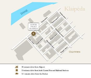 Europa Palace Klaipeda 2