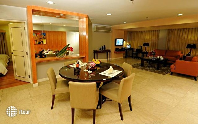 The Linden Suites Manila Hotel  7