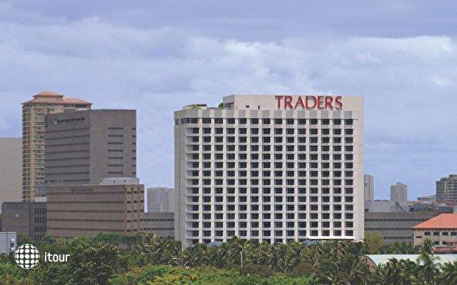 Traders Hotel Manila  1
