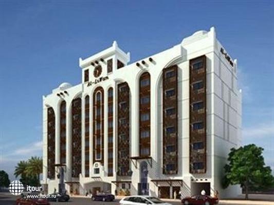 Al Liwan Suites 1