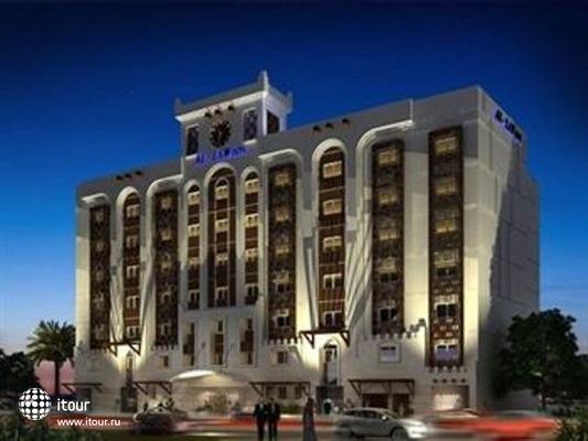 Al Liwan Suites 6