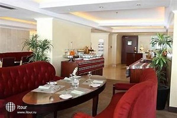 Swiss-belhotel Doh 7
