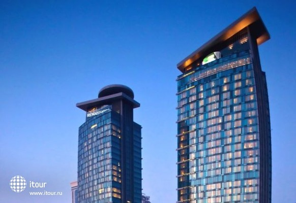 Marriott Executive Apartments Doha, City Center 1