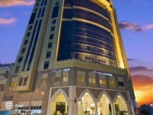 Merweb Hotel Central 1
